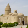 The ancient mausoleum in Uzbekistan — Stock Photo