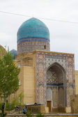 Bibi Khanum Mosque in Samarkand — Stock Photo