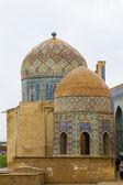 The mausoleum in Samarkand, Uzbekistan — Stock Photo