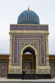 Religious building over the tomb of a Muslim saint — Stock Photo
