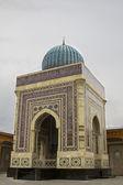 Religieus gebouw over het graf van een islamitische heilige — Stockfoto