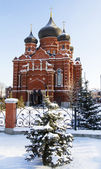Assumption Cathedral - Orthodox Cathedral in Tula — Stock Photo