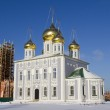 Uspensky Cathedral in the territory of the Tula Kremlin — Stock Photo #39339629