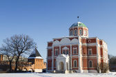The building of the former Cathedral of the Epiphany in the Tula Kremlin - Museum of Arms — Stock Photo