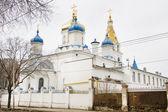 Cathedral pokrovsky à samara — Photo