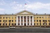 Vladimir, Russie - 02 mai : Ministère de la région de vladimir intérieure s'appuyant sur 2 mai 2014 à vladimir. — Photo