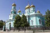 Kazan Cathedral in Syzran — Stock Photo