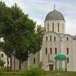 The Cathedral of Sts Boris and Gleb,Chernihiv, Ukraine - Stockfoto