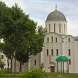 The Cathedral of Sts Boris and Gleb,Chernihiv, Ukraine - Stock Photo