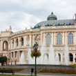 Opera and Ballet Theatre, Odessa, Ukraine - Stock Photo