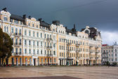 Sophia square,Kiev,Ukraine — Stock Photo