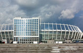 Olimpiyskiy National Sports Complex,Kiev,Ukraine — Stock Photo
