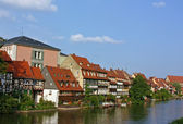Bamberg,Bavaria,Germany — Stock Photo