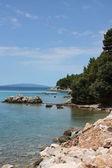 Sea landscape, Croatia — Stock Photo