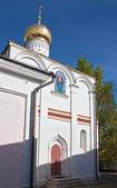 Church of Christmas of the Virgin in Old Simonov — Stock Photo