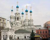 Nativity Church at Putinki,Moscow — Stock Photo
