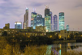 Moscow International Business Center — Photo