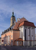 Church of St George, Eisenach, Germany — Stock Photo