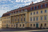 The Liszt school of Music in Weimar, Germany — Stock Photo
