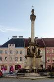Miasta loket, republika czeska — Zdjęcie stockowe