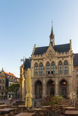 Town hall of Erfurt, Germany — Stock Photo