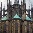St. Vitus Cathedral,Prague — Stock Photo