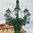 Stock Photo: Decorative lanterns, Prague