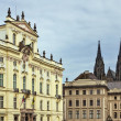 Stock Photo: Archbishop Palace in Prague