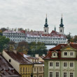 Kind on Strahov Monastery, Prague — Stockfoto #15757847