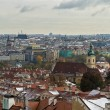 Kind to Prague from Prague castle — Stock Photo #15757941