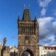 Charles Bridge, Prague — Stockfoto #15893431