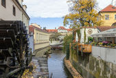 Devil's Stream, Prague — Stock Photo