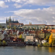 Prague castle — Stockfoto #16022633