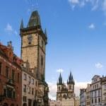 Prague Old Town — Stock Photo #16294365