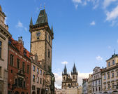 Prague Old Town — Stock Photo