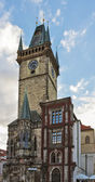 Old Town City Hall, Prague — Stock Photo