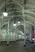 Market Colonnade,Karlovy Vary; Czech republic — Stock Photo