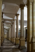 Mill Colonnade,Karlovy Vary; Czech republic — Stock Photo