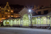 Market Colonnade,Karlovy Vary; Czech republic — Stock Photo