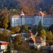 Hotel Imperial, Karlovy Vary — Stock Photo