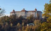 Hotel imperial, karlovy vary — Stock fotografie