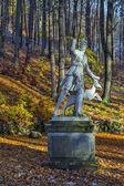 Sculpture of Artemis, Karlovy Vary — Stock Photo