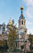 Church of St. Peter and Paul, Karlovy Vary — Stock Photo