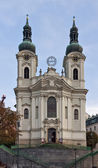 Church of St. Mary Magdalene,Karlovy Vary — Stock Photo