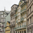 Street in Karlovy Vary — Stock Photo #17657633
