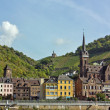 Rhine Valley, Germane — Stock Photo
