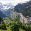 Near Jungfrau, Switzerland — Stock Photo #18266583