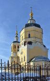 Church Proróka Iliii, Serpukhov, Russia — Stock fotografie