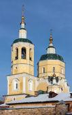 Church Proroka Iliii, Serpukhov, Russia — Stockfoto