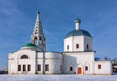 Cathedral of a sacred Trinity,Serpukhov, Russia — Stock Photo